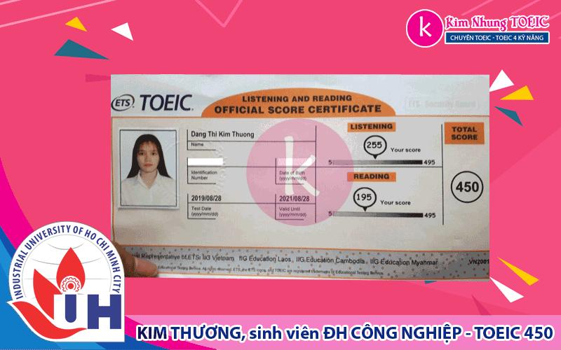 DANG THI KIM THUONG - CN