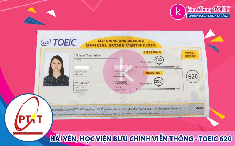 HAI YEN - BCVL