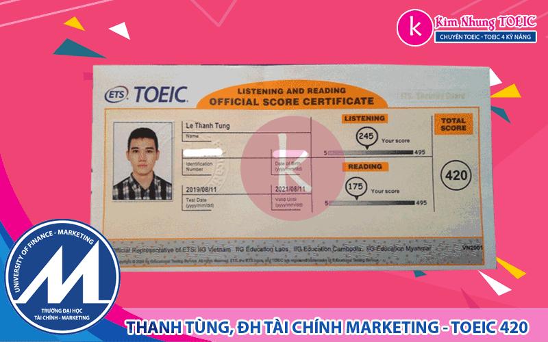 Lê Thanh Tùng - TCMKT