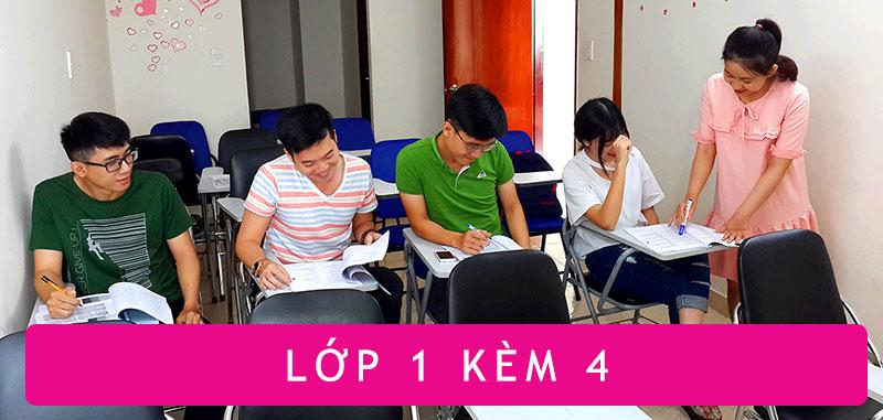 Lớp 1 Kèm 4