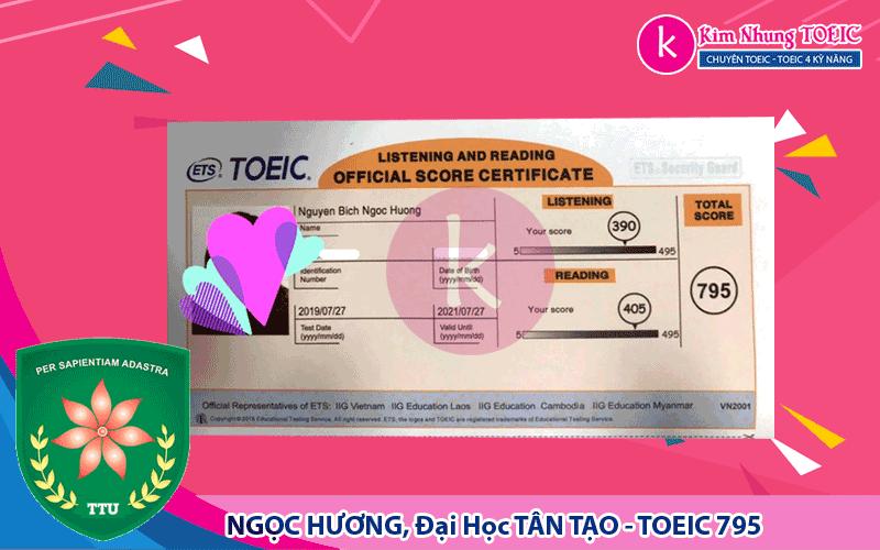 NGUYEN BICH NGOC HUONG - TAN TAO
