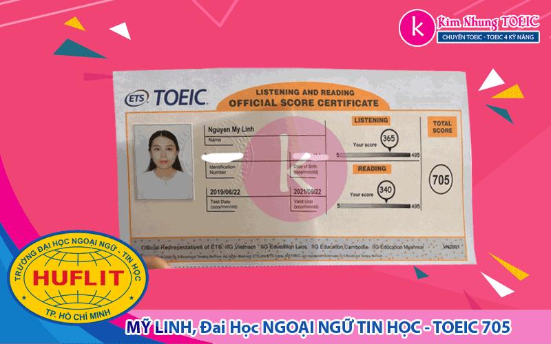 Nguyễn Mỹ Linh - HUFLIT