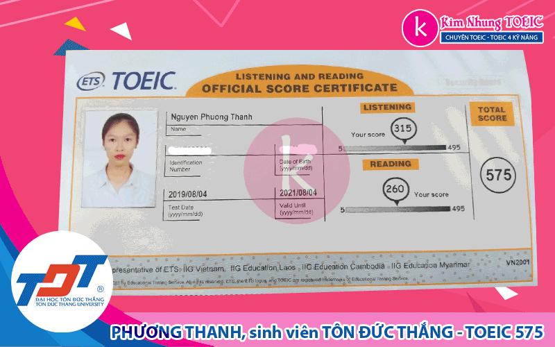 Nguyễn Phương Thanh - TDT