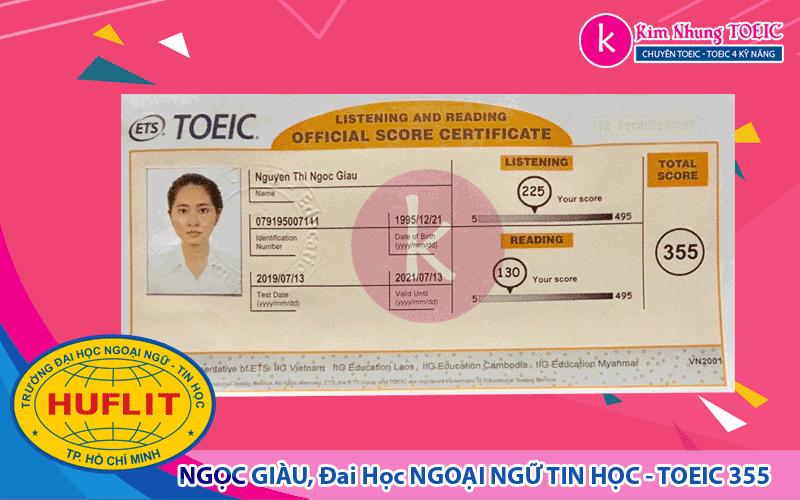 Nguyễn Thị Ngọc Giàu - HUFLIT