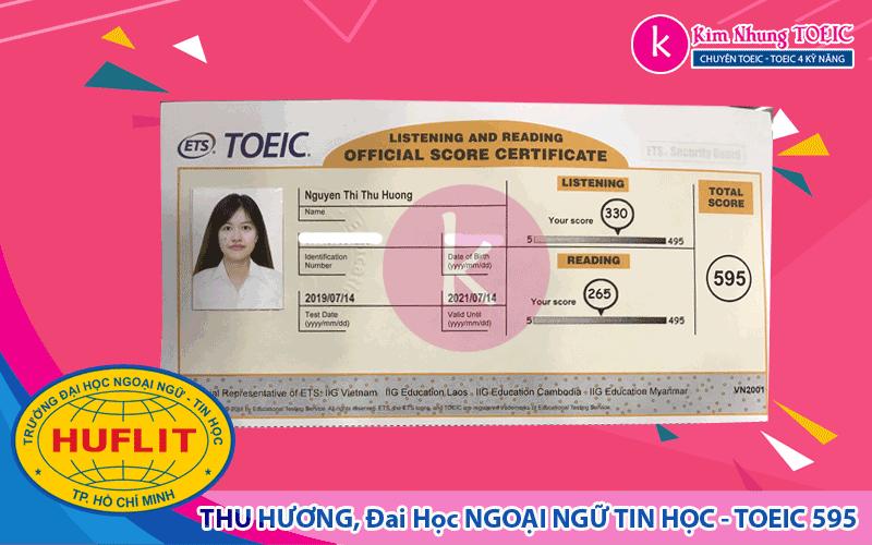 Nguyễn Thị Thu Hương - HUFLIT