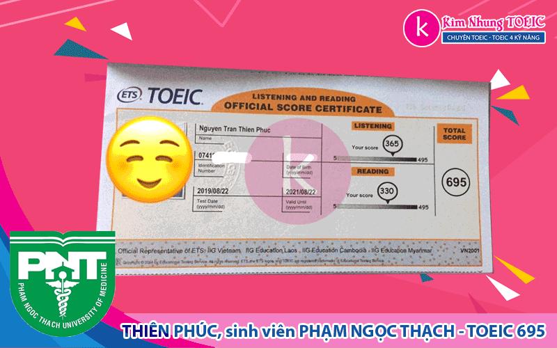 Nguyễn Trần Thiên Phúc - Phạm ngọc thạch