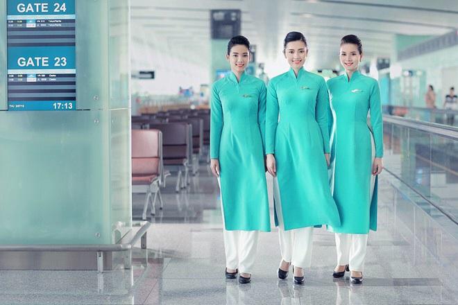 các tiêu chuẩn của tiếp viên hàng không nữ