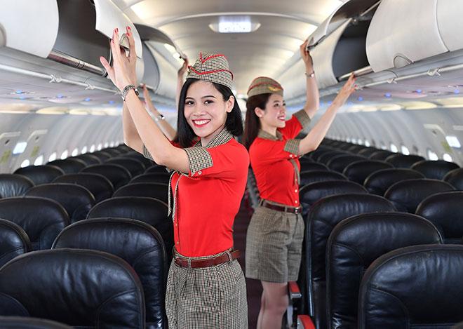 cách làm tiếp viên hàng không