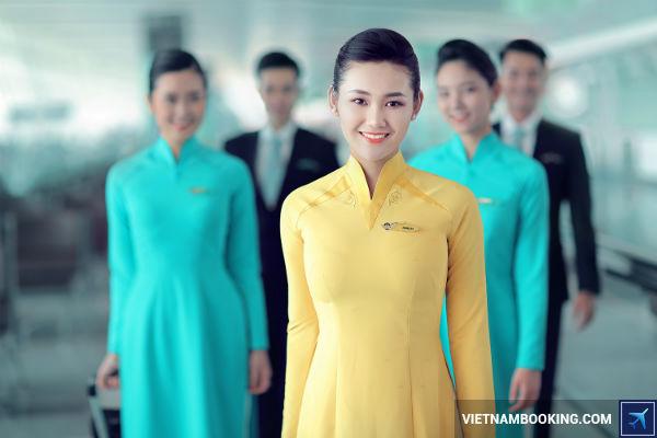 cách trở thành tiếp viên hàng không