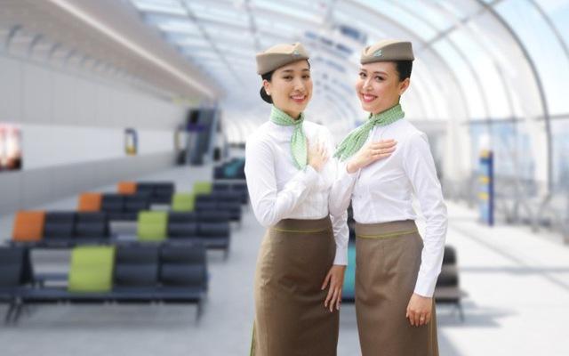 hình ảnh điều kiện tiếp viên hàng không