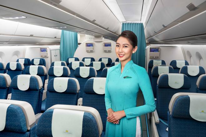 hình tiếp viên hàng không vietnam airlines