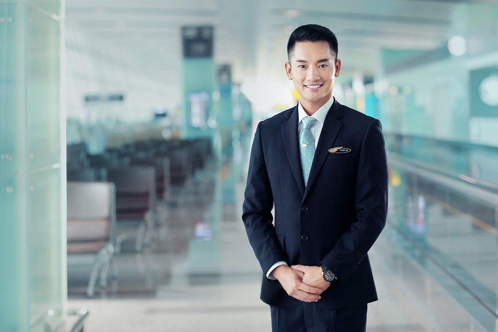 hình tiêu chuẩn tiếp viên vietnam airlines