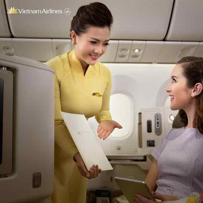 thi tuyển tiếp viên hàng không vietnam airline