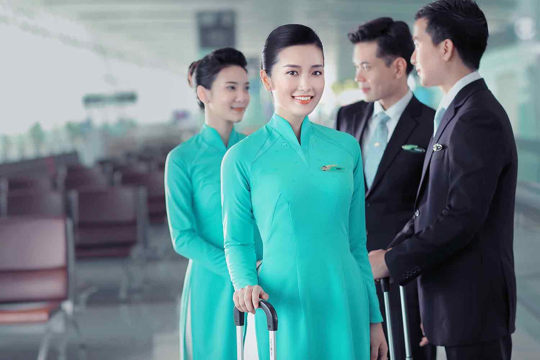 tiêu chuẩn tiếp viên hàng không vietnam airlines