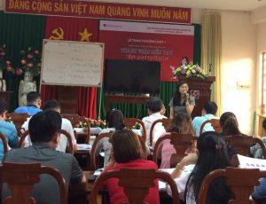 Lớp Luyện thi TOEIC Inhouse cho Agribank Long Khánh