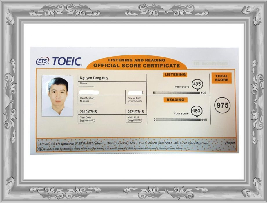 Thầy Huy - Max điểm nghe TOEIC