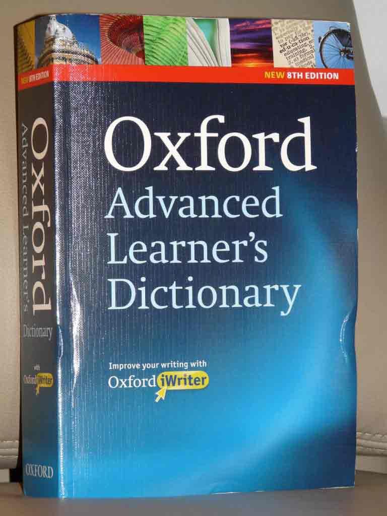 dùng từ điển anh-anh để luyện toeic nói viết
