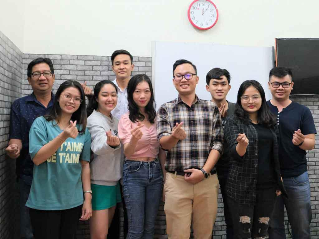lớp luyện thi toeic cấp tốc giá rẻ tại Kim Nhung