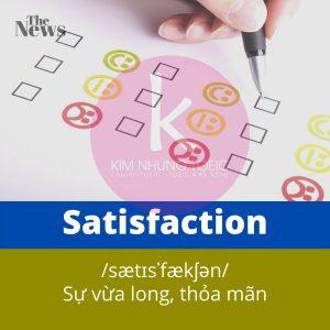 safisfaction