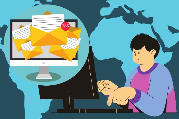Cách Viết Email TOEIC