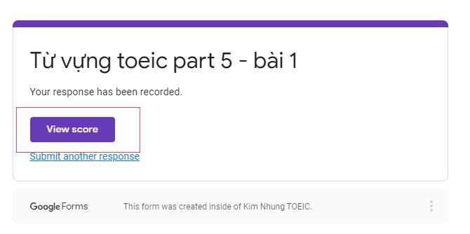 Hướng dẫn làm bài tập từ vựng TOEIC Part 5